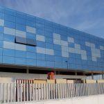 Trabajos aluminio fachadas